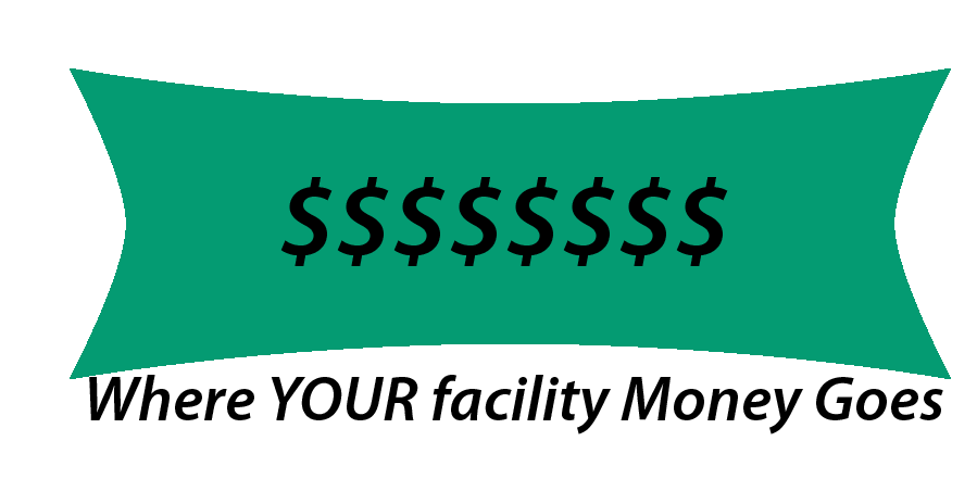Money in facilities