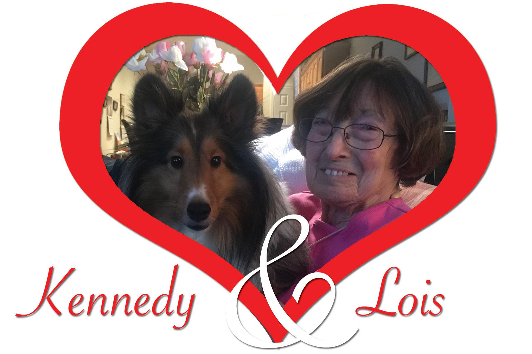 Seniors Love Pets