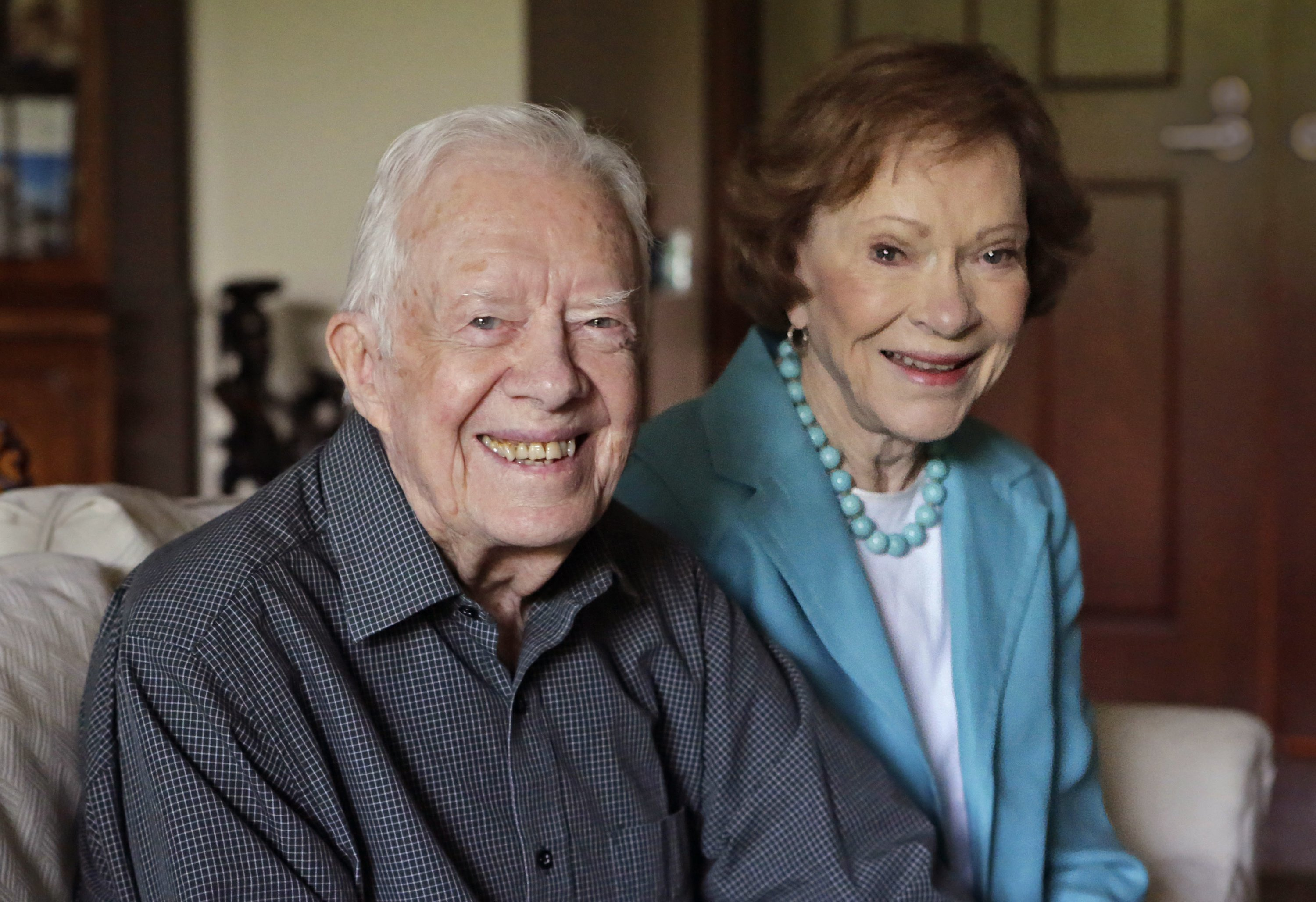 The Four Stages Of Caregiving.  Rosalynn Carter