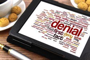 Denial of aging parents needing help.