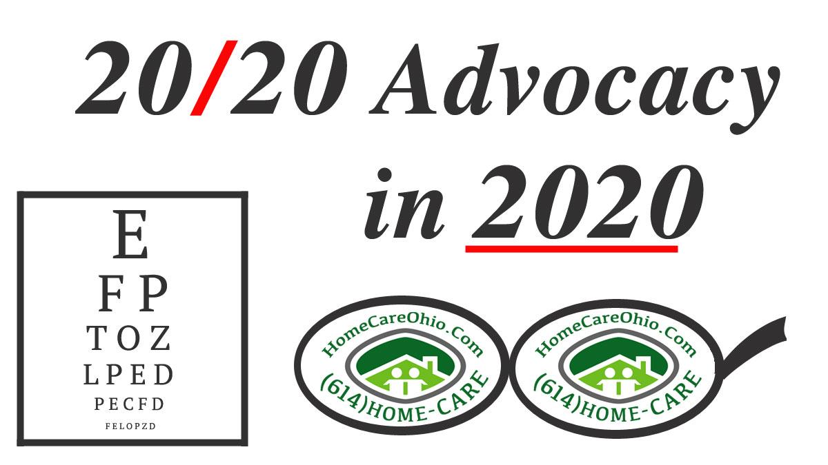 Creating 20/20 Senior Advocacy In 2020