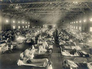 Spanish Flu vs Coronavirus