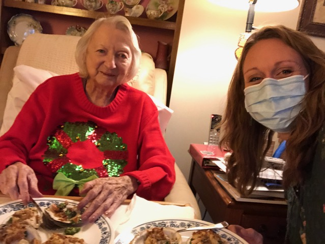 Showing Up For Margaret.  A Caregivers Story.